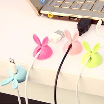 Rabbit Korean Silicone Winder [6283273670]