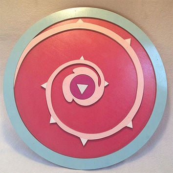Steven Universe Shield Replica