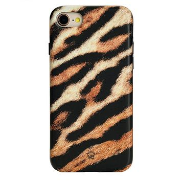 Wildcat Leopard iPhone Case