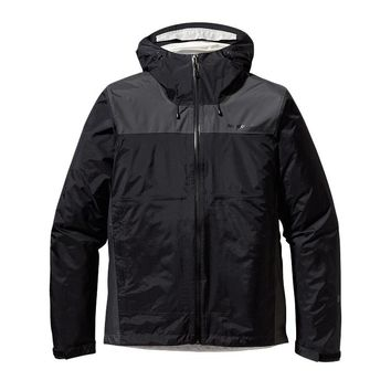 Patagonia Men's Torrentshell Plus Jacket - Waterproof | Black
