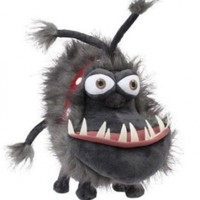 GRHOSE Despicable Me Minion Plush Dog - Kyle 15 Black, OneSize