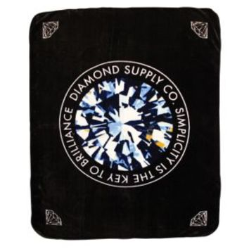 Diamond Supply Co Simplicity Blanket - Men's at CCS