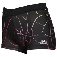 adidas Techfit Shatter Print Boy Shorts - Women's at Lady Foot Locker