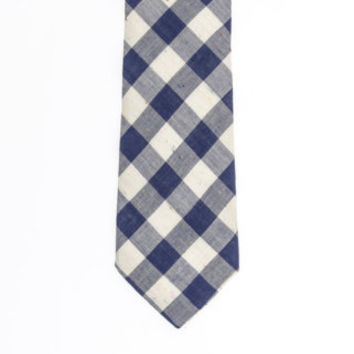 Checker On It Tie