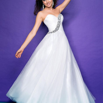 Elegant Long Prom Dresses Special Occasion Dresses Party Gown Evening Dress = 4769391748