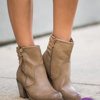 The Yasmine Boot, Khaki