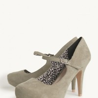 Faye Mary Jane Pumps