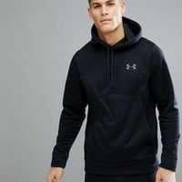 Under Armour Training icon hoodie in black 1280729-001 at asos.com
