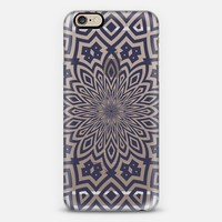 Helena Indigo (transparent) iPhone 6 case by Lisa Argyropoulos | Casetify
