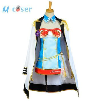 Lovelive Sailor Costume Love Live Tojo Nozomi Navy Uniform Girls Marine Anime Halloween Cosplay Costumes For Women