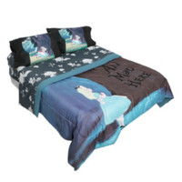 Disney Alice In Wonderland We're All Mad Here Full/Queen Comforter