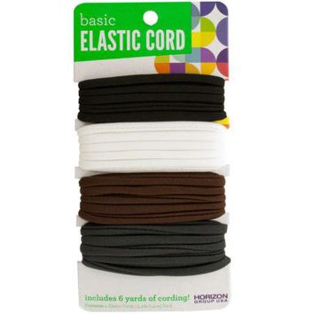 Basic Elastic Craft Cord Set