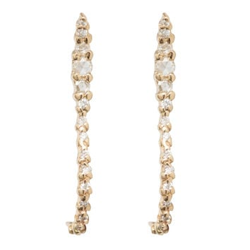 Laurie Fleming - Diamond Versare Earring
