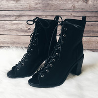 The Tina Lace Up Boot