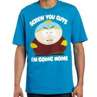 Fifth Sun Mens South Park Screw U Short-Sleeve T-Shirt