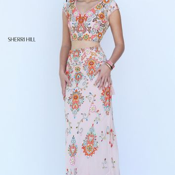 Two-Piece Multi Gown by Sherri Hill