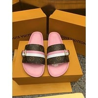 shosouvenir LV Fashionable leisure women shoes