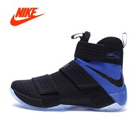 Original New Arrival 2017 NIKE SOLDIER 10 SFG EP Men's Basketball Shoes Sport Sneakers