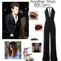 Another man event with Haz on We Heart It