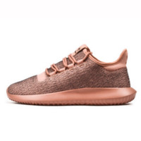 Adidas Originals Tubular Shadow Fashion Casual Running Sport Shoes Sneakers Shoes Rose