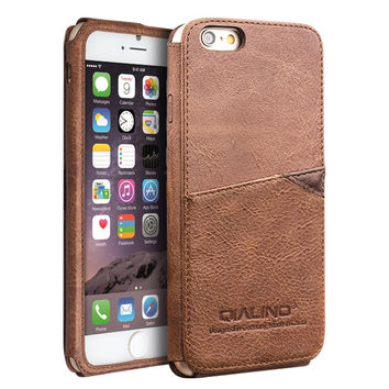 Case for iPhone 6&6s Handmade Best Quality Genuine Leather Phone