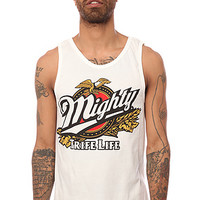 Mighty Healthy Tank Genuine White