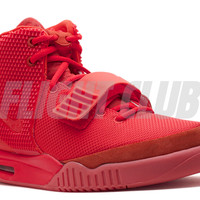 "air yeezy 2 sp ""red october"""