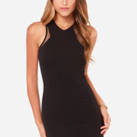 BB Dakota Artus Black Dress