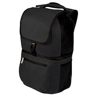 Picnic Time® Zuma Cooler Backpack in Black