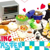 Buy Orcara Miniature Set - Cooking with the Master at Tofu Cute