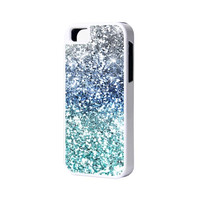 Glitter iPhone 6 Plus 6 5S 5 5C 4 Rubber Case