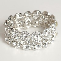 Diamond Frosted Bracelet