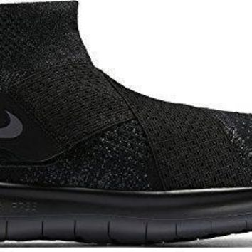 Fashion Online Nike Men's Free Rn Motion Flyknit 2017 Running Shoe (black)