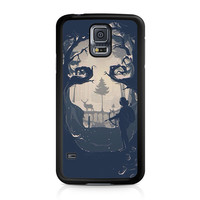 Ellie Winter Hunt The Last of Us Samsung Galaxy S5 case