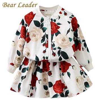 Right Away Red Floral Dress