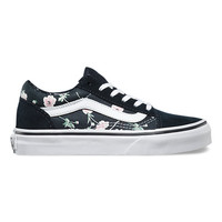 Kids Vintage Floral Old Skool | Shop at Vans