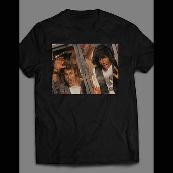 BILL AND TED'S EXCELLENT ADVENTURE MOVIE T-SHIRT