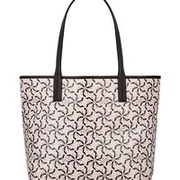 KATE SPADE NEW YORK - Broome Street Tanner canvas tote | Selfridges.com