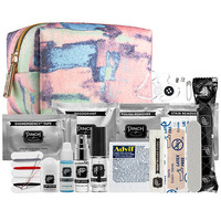 Sephora: Pinch Provisions : Minimergency Kit For Her - Peach Watercolor : gift-value-sets-tools-accessories