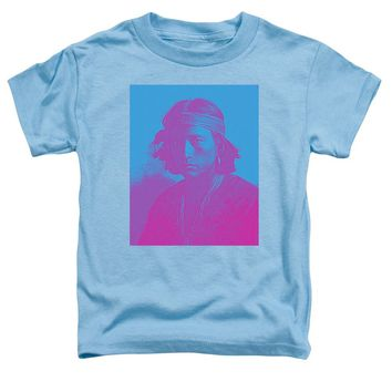 Portrait Of A Navajo Youth 4 - Toddler T-Shirt
