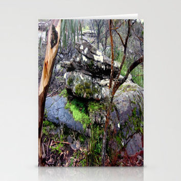 Volcanic Rock Stationery Cards by Chris Chalk
