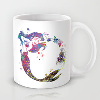 Mermaid Ariel  Mug by Bitter Moon