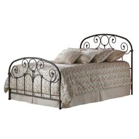 Fashion Bed Group B41334 Grafton Rusty Gold Full Bed Frame