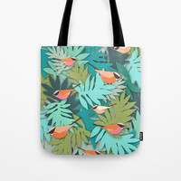 Tropics II Tote Bag by Susana Paz