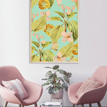 Vintage Summer #society6 #decor #buyart by 83 Oranges™