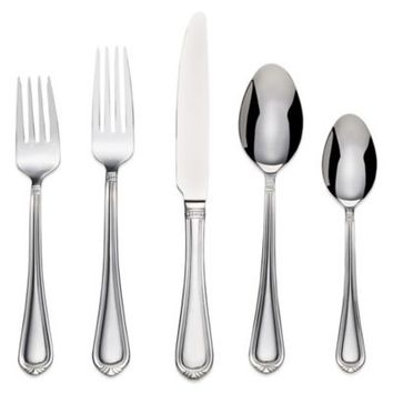 Towle Living® Vienna 65-Piece Flatware Place Setting
