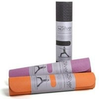 CleanMat Workout Mat - Raspberry