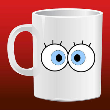 Spongebob Eye for Mug Design
