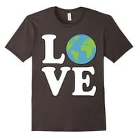 Love Earth T-Shirt - Earth Day 2016