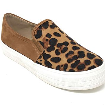 CCOCCI Ellie Leopard Fashion Sneakers